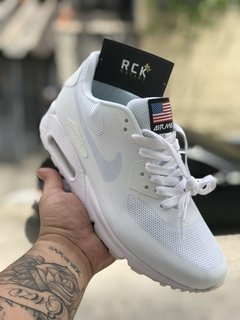 NIKE AIR MAX 90 Independence Day Branco