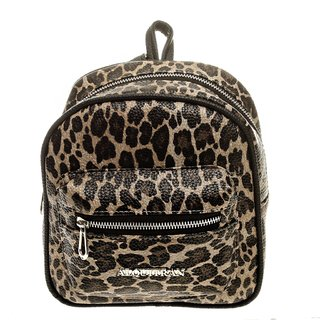ART 817 Mochila Mini Animal Print - comprar online