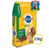 PEDIGREE - ADULTO SABOR VEGETALES - (21KG)