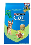 CAT CHOW DEFENSE NATURE GATITIOS X7.2KG