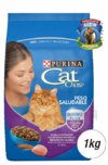 CAT CHOW PESO SALUDABLE X1KG