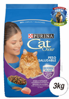 CAT CHOW PESO SALUDABLE X3KG