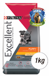 EXCELLENT PERROS CACHORRO SMALL X 1 KG.