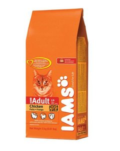 Iams - Cat Chicken - (15 KG)