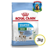 ROYAL CANIN - STARTER MINI - (3 KG)
