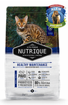 NUTRIQUE YOUNG ADULT CAT HEALTHY MAINT X350GR