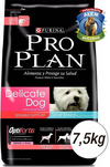 PRO PLAN DOG DELICATE SMALL BREED X 7.5 KG.