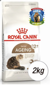 ROYAL CANIN AGEING + 12 GATO X 2 KG.