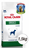 ROYAL CANIN - VET DOG OBESITY DP 37 - (1.5 KG)