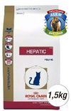 ROYAL CANIN - VET CAT HEPATIC - (1,5 KG)