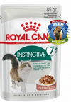 ROYAL CANIN INSTINCTIVE + 7 POUCH FELINE WET