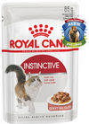 ROYAL CANIN INSTINCTIVE POUCH FELINE WET