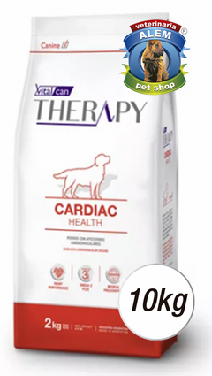 Therapy canine - cardiac health - (10 KG)