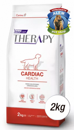 THERAPY CANINE - CARDIAC HEALTH - (2 KG)