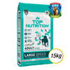 TOP NUTRITION - ADULTOS - RAZA GRANDE - (15 KG)