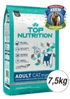 TOP NUTRITION GATO ADULTO X7.5KG
