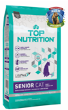 TOP NUTRITION GATO SENIOR X400GR