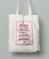 "Tote Bag ""Entero Pulento"""