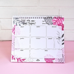 Planner Semanal Anillado OUTLET