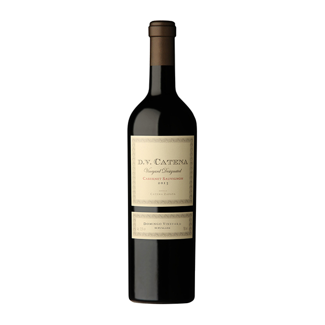 DV Catena Cabernet Sauvignon Domingo Vineyard