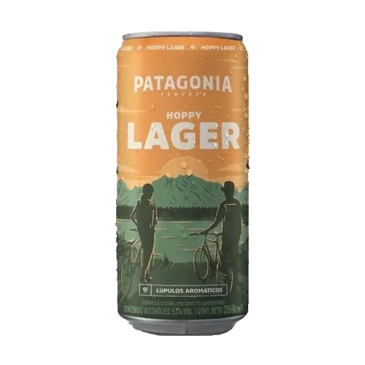 Patagonia Hoppy Lager 269ml