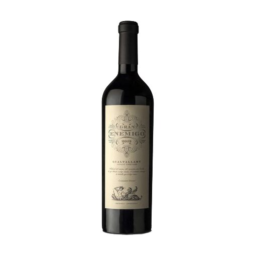 Gran Enemigo Gualtallary Single Vineyard Cabernet Franc 2013