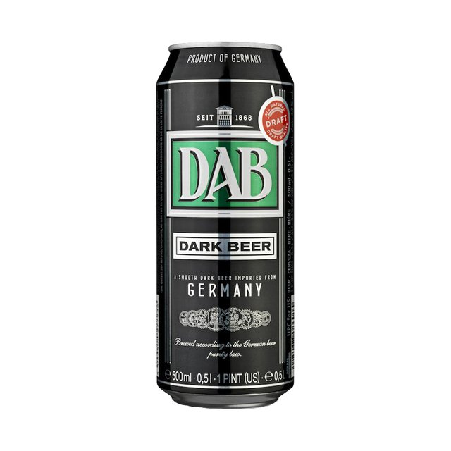 Dab Dark Beer 500ml - comprar online