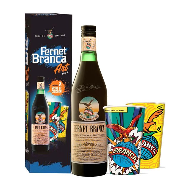 Fernet Branca Art Vol 1