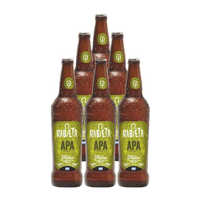 Six Pack Rabieta APA 710ml