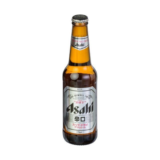 Four Pack Cerveza Asahi Super Dry 330ml - comprar online