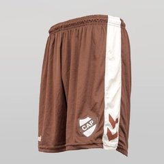 Short de Entrenamiento Marron