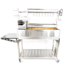 PARRILLA ACERO INOXIDABLE FULL 2 - comprar online