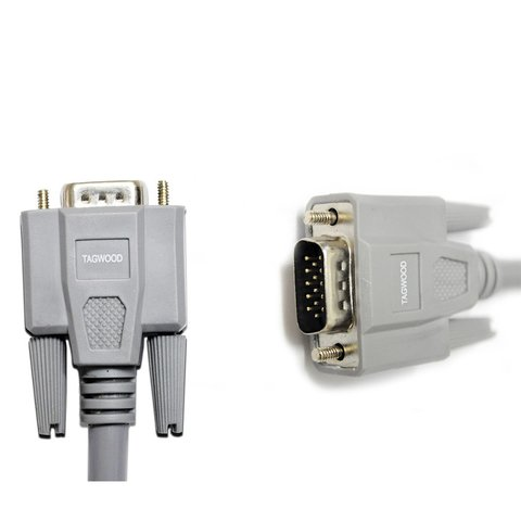 CABLE VGA MACHO A VGA MACHO 2MT