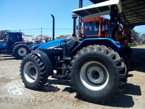 NEW HOLLAND TS110 ANO 2005