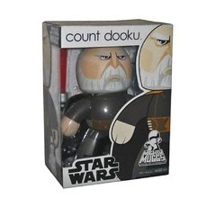 Star Wars: Count Dooku Mighty Muggs - Hasbro - comprar online
