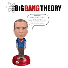 The Big Bang Theory: Sheldon Talking (fala frases) Bobble Head - Funko - comprar online