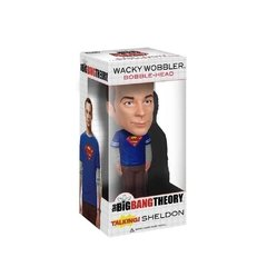 The Big Bang Theory: Sheldon Talking (fala frases) Bobble Head - Funko na internet