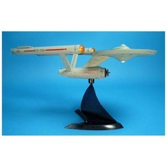Star Trek série Original: USS Enterprise NCC-1701 HD Nave com som e luz - Diamond Select Toys - GetNuts Presentes e Colecionáveis