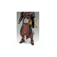 Assassin's Creed Brotherhood: Ezio Ebony Assassin Unhooded (sem capuz) Figura de Ação - Neca - comprar online