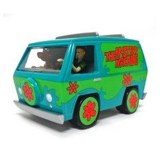Scooby-Doo!: The Mystery Machine (escala 1:50) Van - Hot Wheels Elite