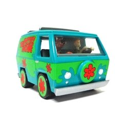 Scooby-Doo!: The Mystery Machine (escala 1:50) Van - Hot Wheels Elite - comprar online