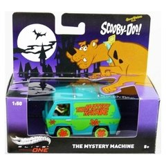 Scooby-Doo!: The Mystery Machine (escala 1:50) Van - Hot Wheels Elite na internet