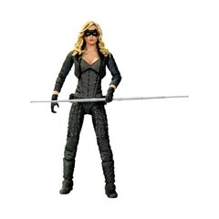 Arrow (Série de TV): Oliver Queen e Black Canary (Can_rio Negro) Figuras de A?_o - DC Collectibles - comprar online