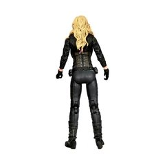 Arrow (Série de TV): Oliver Queen e Black Canary (Can_rio Negro) Figuras de A?_o - DC Collectibles na internet