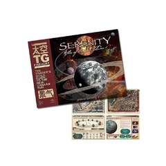 Serenity: Atlas of the Verse Vol.1 Livro (Capa Dura)