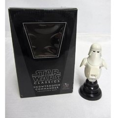 Star Wars: Snow Trooper Mini Busto - Gentle Giant - comprar online