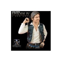 Star Wars: Han Solo Mini Busto - Gentle Giant