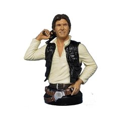 Star Wars: Han Solo Mini Busto - Gentle Giant - comprar online
