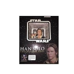 Star Wars: Han Solo Mini Busto - Gentle Giant - loja online