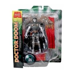 4 Fantásticos: Dr. Doom (Doutor Destino) Figura de Ação - Diamond Marvel Select na internet